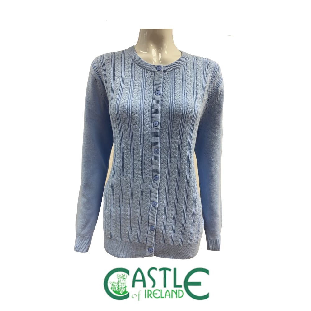 Lumber Neck 'Baby Cable' Sweater